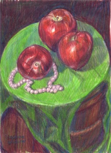 Apples and Pearls